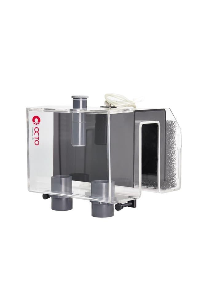 Колонка в аквариум переливная OB-400D 250х268х195мм до 10000л/час, слива два