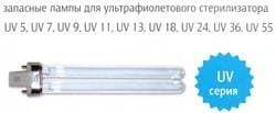 Лампа 55Вт для стерилизатора УФ JEBO