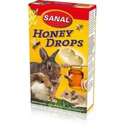 SK7500 SANAL витамины для грызунов Honey Drops 45 г