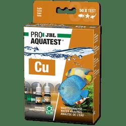 JBL ProAquaTest Cu Copper - Экспресс-тест для определения содержания меди в пресной и морской воде