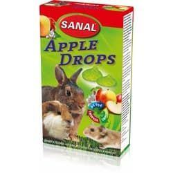 SK7600 SANAL витамины для грызунов Apple Drops 45г