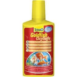 Tetra Кондиционер для золотых рыб AquaSafe Goldfish 100 мл на 200л