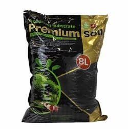 ISTA Субстрат для аквариумных растений и креветок премиум класса 8л, гранулы 1,5-3,5мм