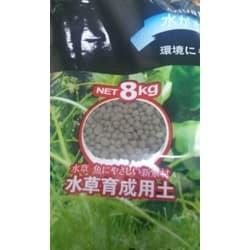 Грунт питательный Aquatic Soil pH 6,8-7,0 8кг