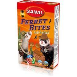 SF8040 SANAL витамины для хорьков Ferret Bits 75 г