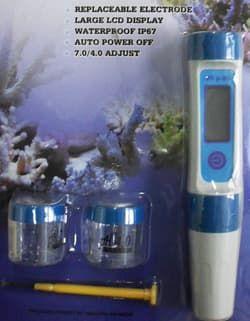 Для аквариума измеритель pH электронный, pH PEN