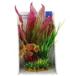 Композиция из пластиковых растений PRIME 20см