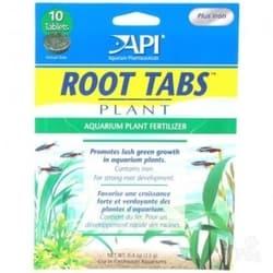 API Рут Табс - Удобрение для аквариумных растений, 10 таб. Root Tabs, 10 tab.