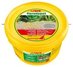 Sera Грунт для аквариумных растений FLOREDEPOT 2,4 кг