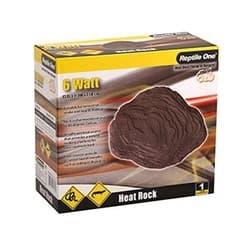 Греющий камень для террариума Reptile One Heat Rock 14,5х12 см, с встроенным термостатом (6W)