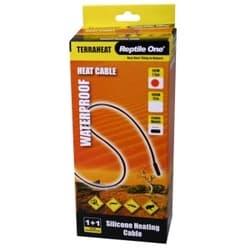 Термокабель для террариума Reptile One Terraheat, плоский (2м, 15W)