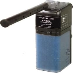 Фильтр внутренний с дождевальной флейтой, 6W (200-400л/ч,акв. 50-100л) угольный картридж HL-RP-400
