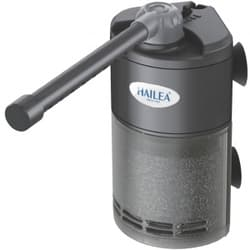 Фильтр-мини внутренний для мини аквариумов, угловой с дождевальной флейтой и регулятором потока, 6W 200-400л/ч,акв. до 100л HL-MV-600