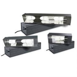 "Светильник для ламп ""Compact"" 12AT, 300х120х90мм"