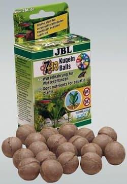JBL Die 7 - 13 Kugeln - 20 шариков с удобрениями для корней растений
