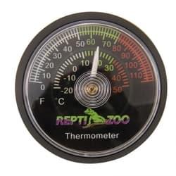 Термометр для террариума аналоговый 01RT, 47х10мм