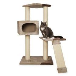 Trixie Домик для кошки Almeria артикул 43601 беж