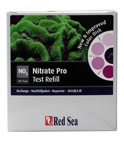 Red sea Реактивы для теста для моря Нитрат Про сравнительный с цветовым диском, 100 измерений