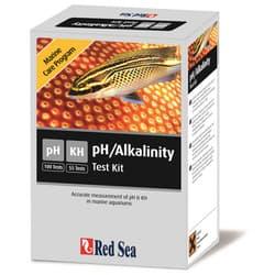 Red sea Тест морской рН/Щелочность (pH/Alk)