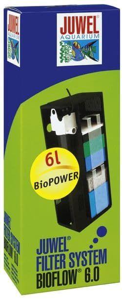 Фильтр внутренний для аквариума JUWEL Bioflow 6.0, 1000л/ч 200х132х532мм