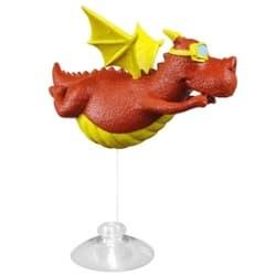 """Декорация пластиковая PRIME """"Динозаврик"""" (игрушка-поплавок) 12х10х7.5см"""