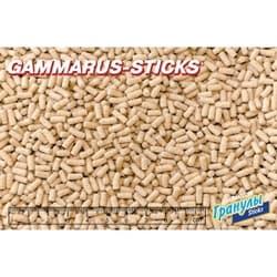 "Корм Биодизайн для рыб ""ГАММАРУС-СТИКС""- плавающие палочки 40 л (п/э пакет)"