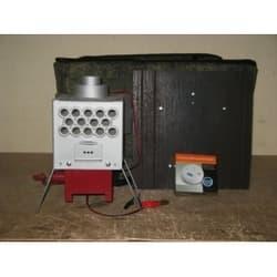 Теплообменник в палатку Сибтермо СТ-1,6-горелка, сумка, подставка, датчик угарного газа. К-т 02