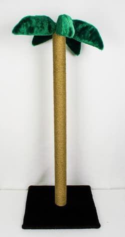 Тото Когтеточка «Пальма», сизаль, цвет различный  арт.490917
