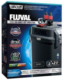 Фильтр внешний FLUVAL 407, 1450-930л/ч от 150 до 500л