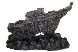 """Грот """"Декси"""" - Корабль №552 (Носовая часть) (49х10х39,5) односторонняя декорация"""