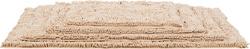 Трикси Коврик грязезащитный, непромокаемый, 100х70 см, бежевый, арт.28532
