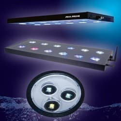 AQUA MEDIC Светильник LED Spectrus 90, 6 рег. каналов, WiFi, iOS/Android, 210Вт, 880 x 265 x 32 мм