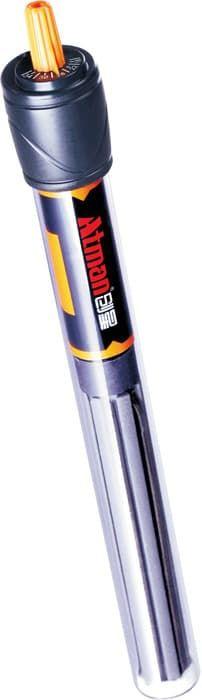 Терморегулятор Atman HEATER для аквариумов до 25 литров, 25W t 18-34C