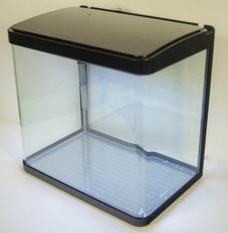 Аквариум Atman XR-380, 35 литров, 38х25х37см, с LED светильником и фильтром