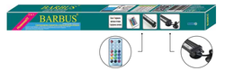 БАРБУС Светодиодная подсветка с распылителем воздуха и ПУ 45 см, 1,5Вт, led 005