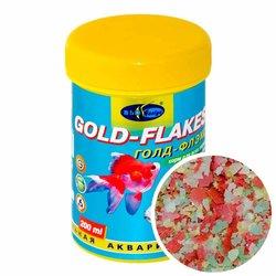 """Биодизайн Корм для золотых рыбок """"Голд-Флэкс"""" хлопья 200мл (37г)"""