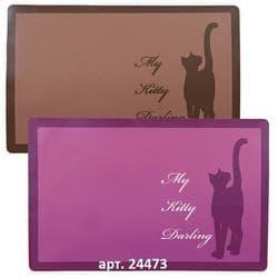 Трикси Коврик под миску My Kitty Darling, 44х28 см, арт. 24473