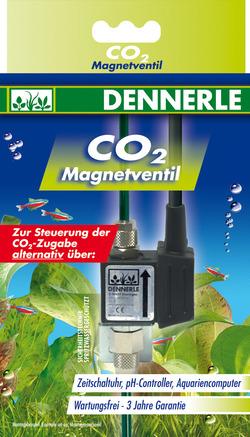 Клапан электромагнитный Dennerle для систем подачи CO2