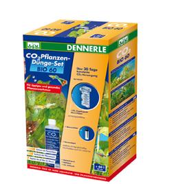 Установка для подачи СО2 Dennerle BIO Complete Set, для аквариумов до 60 литров