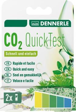 Тест Dennerle CO2 QuickTest для мгновенного измерения CO2 (2шт)