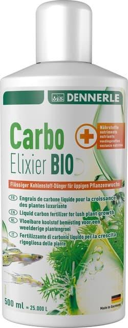 Добавка органического углерода Dennerle Carbo Elixier Bio, 250мл, арт.3111