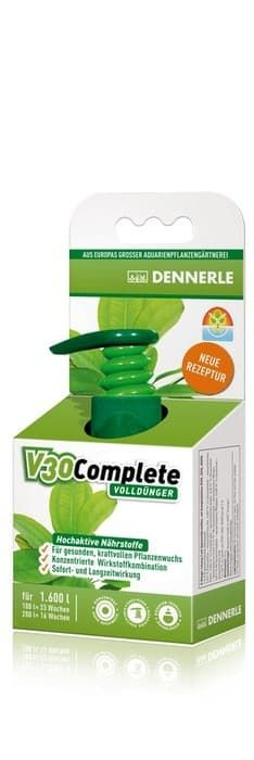 Удобрение профессиональное высококонцентрированное DENNERLE V30 Complete 50 мл