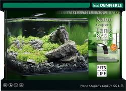 Аквариум Dennerle NANO scaper's tank Basic LED 5.0, 55 литров