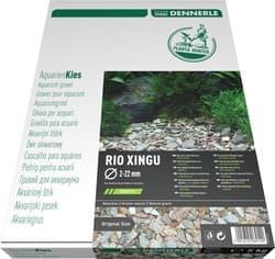 Грунт природный DENNERLE PLANTAHUNTER RIO XINGU 2-22 мм, 5кг