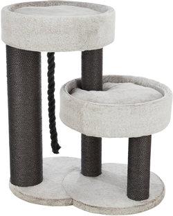 Трикси Домик для кошки Daniele XXL, 96 см, светло-серый, арт.44671