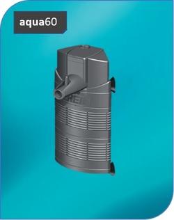 Фильтр Eheim  угловой aqua 60 для аквариумов до 60л