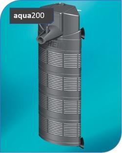 Фильтр Eheim угловой aqua 200 для аквариумов до 200л