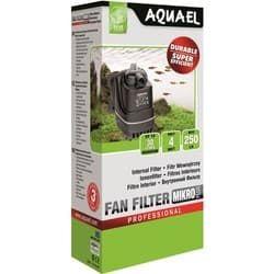 Aquael FAN-micro plus аквариумный фильтр внутренний 250л/ч до 30л