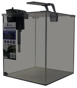 Аквариум GLOXY Optic Set Professional Edition 31 литр с оборудованием