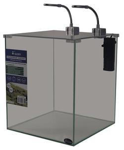 Аквариум GLOXY Optic Set Classic Edition 31 литр с оборудованием